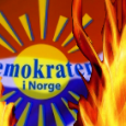 Demokratene herjes av kaos og indre splid, og partiets nyvalgte leder, Kjell Arne Sellæg, har blitt erstattet av Elisabeth Rue Strencbo.