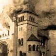 Det er i dag 77 år siden krystallnatten, dagen da de tyske nazistene gikk berserk mot jødene.