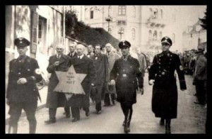 Krystallnattmarkeringen i Bergen fant sted uten paroler mot jødehat.