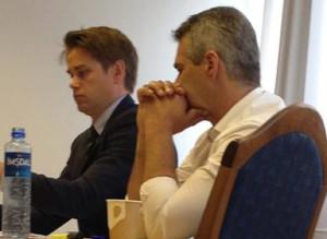 Rolf Erik Hanssen er dømt til å fjerne netthets mot professor Øyvind Bergh.