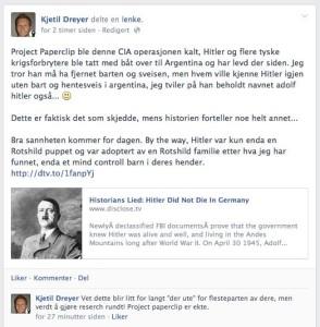 krigsforbrytere i norge