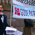 Det muslimfiendtlige miljøet i Norge diskuterer nå å invitere den svenske naziartisten Saga til demonstrasjonen foran Stortinget i Oslo 29. mars.
