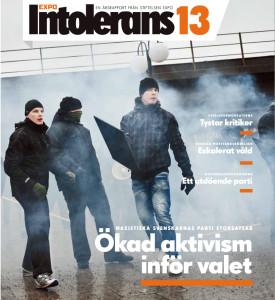 Rapporten Intolerans 13