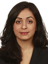 Hadia Tajik: OGSÅ muslim... FOTO: Stortinget