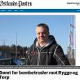 Den tidligere politikeren fra Demokratene ville lage PEGIDA-demonstrasjon i Fredrikstad. Mannen er selv dømt for flere bombetrusler.