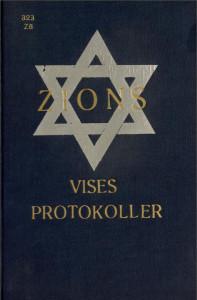 Zions vises protokoller i en utgave fra Brage Boklag.