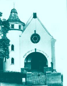 Oppmøte foran synagogen i Bergstien 13 lørdag klokken 18.30