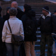 Noen ukers pause har ikke konsolidert PEGIDA. Kun 18 deltok på kveldens demonstrasjon i Oslo. Nedturen fortsetter.