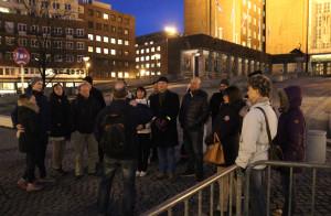 Kun 18 personer deltok på PEGIDAs siste demonstrasjon i Oslo.