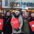 Pegidas forsøk på demonstrasjon i Stjørdal ble resolutt møtt av 200 antirasistiske motdemonstranter.