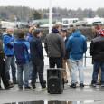 Om lag 20 personer deltok i PEGIDA demonstrasjonen på Hamar i kveld. Demonstrantene, med Max Hermansen i spissen, marsjerte fra Østre Torg i Hamar og ned til Skibladnerbrygga.