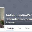For noen vil Lundin Pettersson bli en helt og martyr – Den første støttesiden på Facebook er allerede et faktum. For det andre kan vi si at han ikke kom ut av det blå. Han kan knyttes til miljøer hvor hatet mot muslimer, innvandrere og flyktninger flyter.